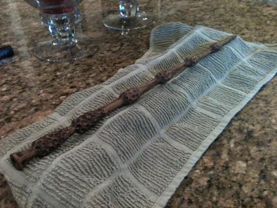 Items similar to harry potter inspired elder wand for Elder wand replica