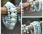 Stackable Pearl Bracelet (12)
