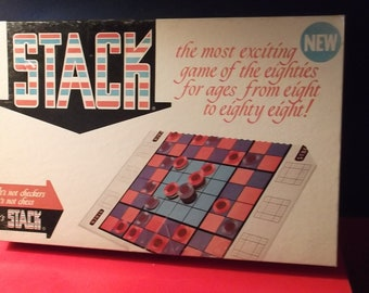 1980's Stack Game