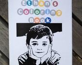 Custom, Eco-Friendly Children's Coloring Book
