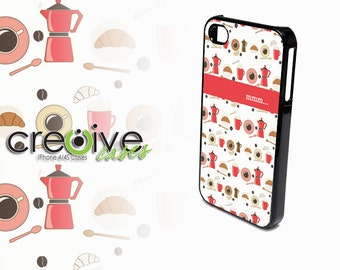 iPhone 6, iPhone 5/5s, iPhone 4/4s case - Morning mmm...iPhone Case