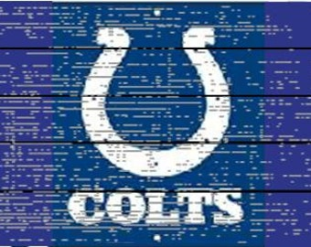 Indianapolis Colts Sign