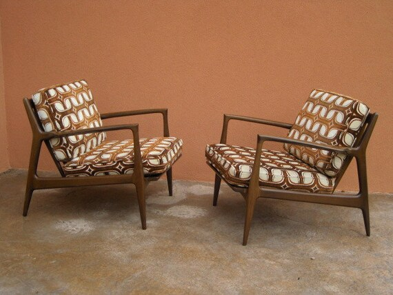 Selig Chairs // Mid-Century Modern Chairs // Kofod Larson