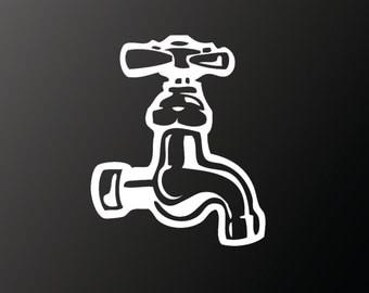 VW Sticker- Spicket watercooled vw design