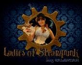 Ladies of Steampunk 2013 Boudoir Calendar - Villians and Monsters