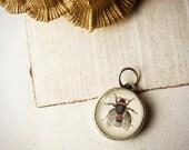 12 mm bee Charm