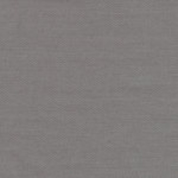 Gray Twill Fabric by Fabric Finders Gray Twill 1 Yard