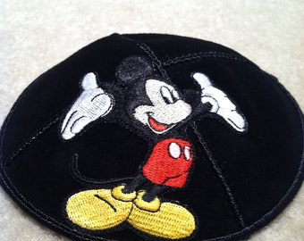 Mickey Mouse - Yarmulke/Kippah