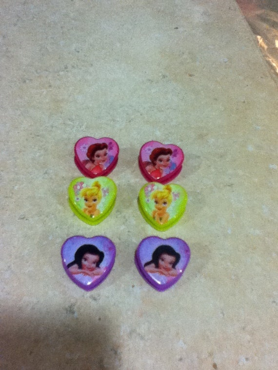 Tinkerbell Fairy Clips