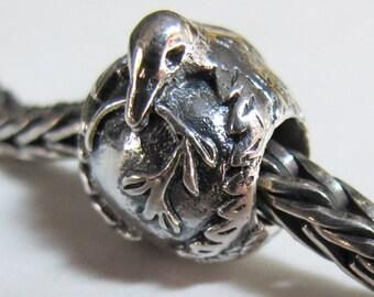 PAX silver peace charm