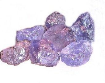 one 1 - 1.9 gram piece of  madagascar iolite rough