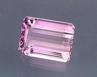 16 x12 emerald cut amethyst gem stone gemstone 16x12