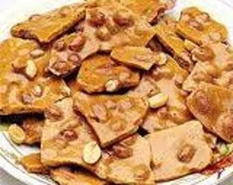 Salty, Sweet Peanut Brittle