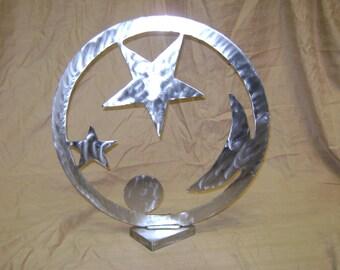 Metal ,Art ,Sculptures