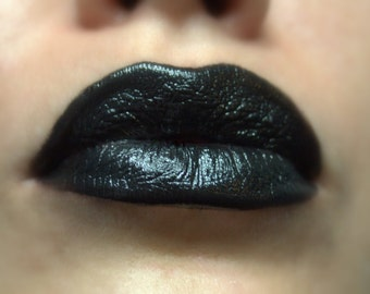 Tulipe Noire - Black Nourishing Lipstick - All natural
