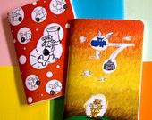 Libretas de The Kruch / The Kruch Notebooks