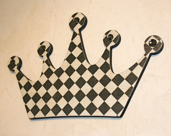 Black Crown Wall Decor : Unavailable listing on etsy
