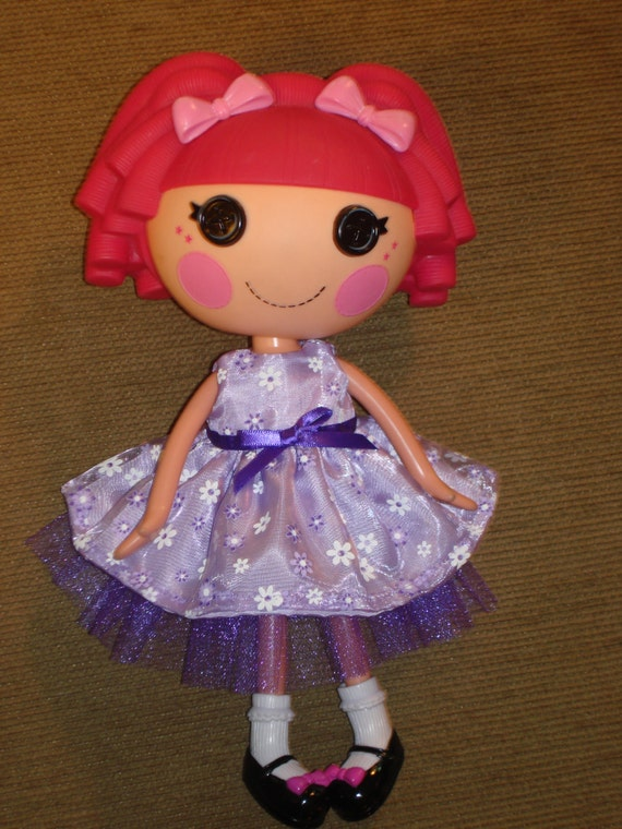 items similar to lalaloopsy doll clothes for 12 quot doll