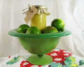 Key Lime Curd-  8 oz. jar of Fresh Key Lime Curd by The Backdoor Bakery