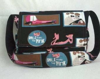 Pink Panther Diaper Bag