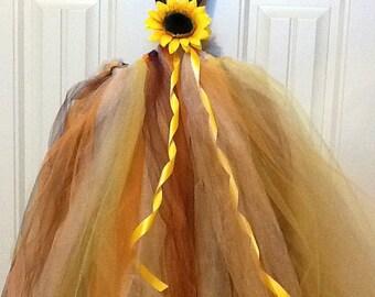 Adult Scarecrow Tutu Dress