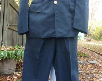 1957 Vintage RCAF Airforce Militaria Uniform Airman Suit