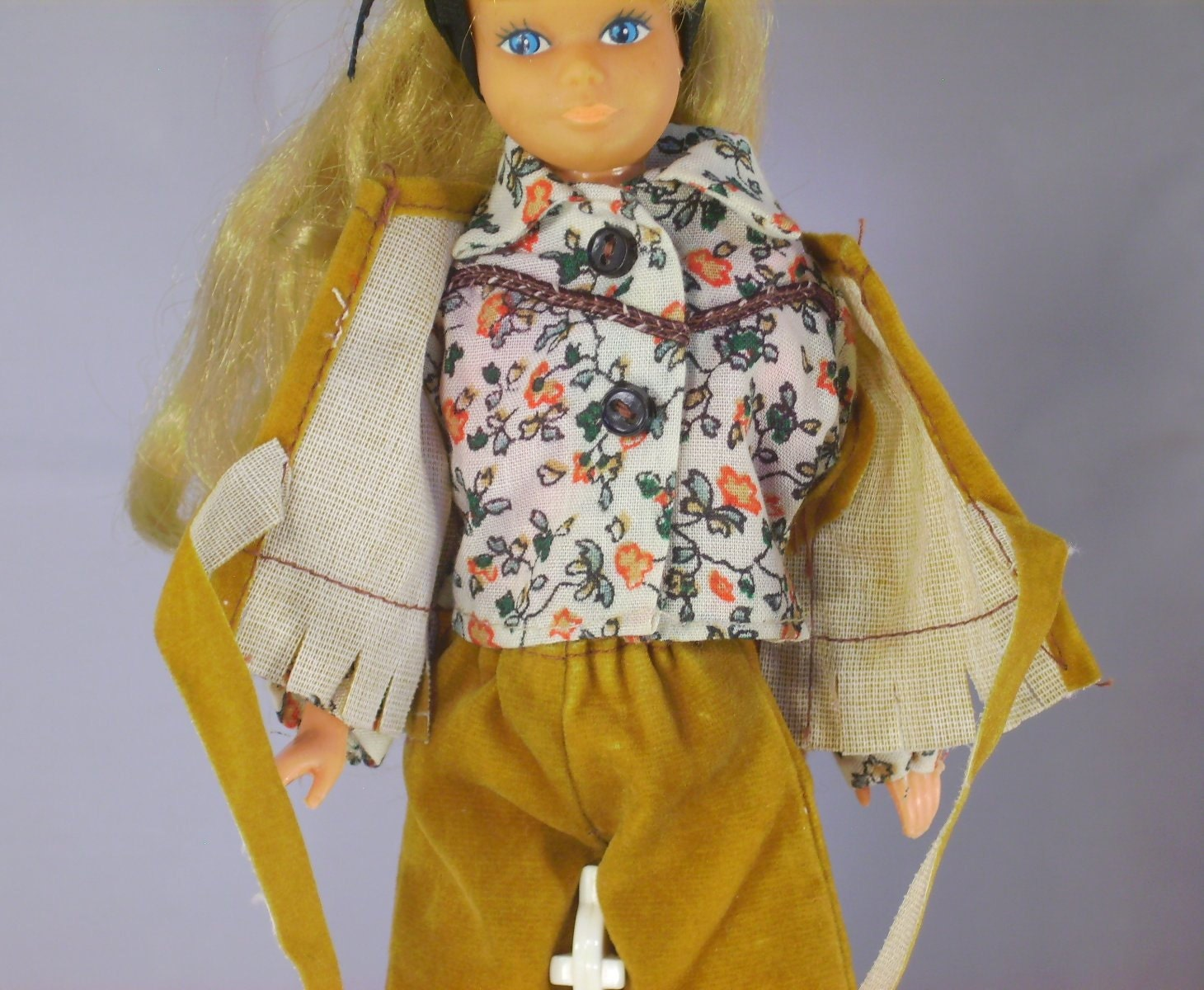 skipper ricky size doll clothes vintage western clone