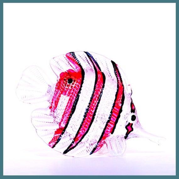 Glass Fish Figurines Glass Fish Figurine a