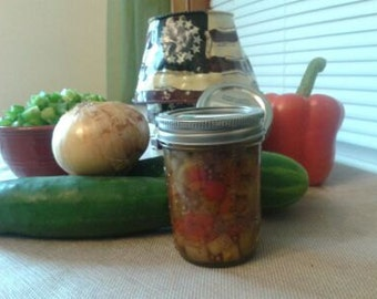 Sweet Relish homemade