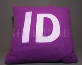 Coussin Adobe InDesign