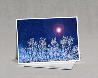 Prints-Greeting Cards-5x7 Set of 5-Original Photos-Blank Inside--Prints from 8x12-Computer-Abstract Art - SET X01