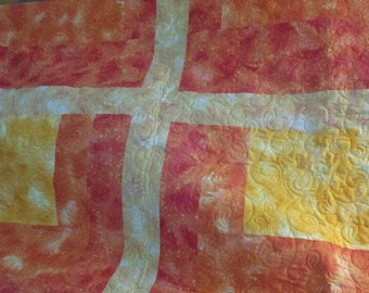 You Are My Sunshine Handmade Quilt