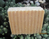 Cold Processed Handmade Oatmeal Goat Milk Soap