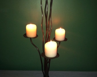 Lily Pad Table Candle Holder