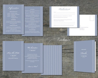 Wedding Kit - Toulouse