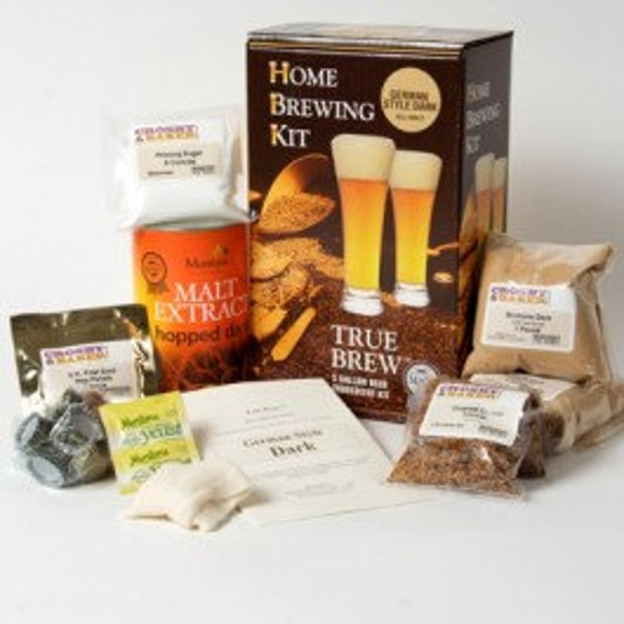 Home Brewed Craft Beer Making Kit By True Brew- Canadian Ale Kit- Makes 5 Gallons