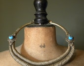 Afghan Tribal Torc (Torque) Necklace Rare Old
