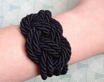 Nautical Knot Bracelet Rope Bracelet