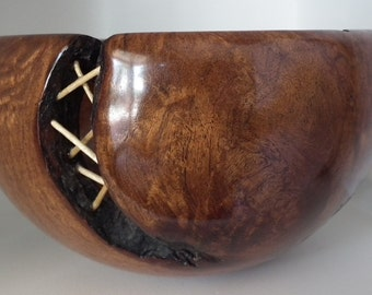 Mesquite Burl Woodturning