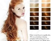 Strawberry Blonde Rusalki Herbal Hair Color and Conditioner 10G Sample
