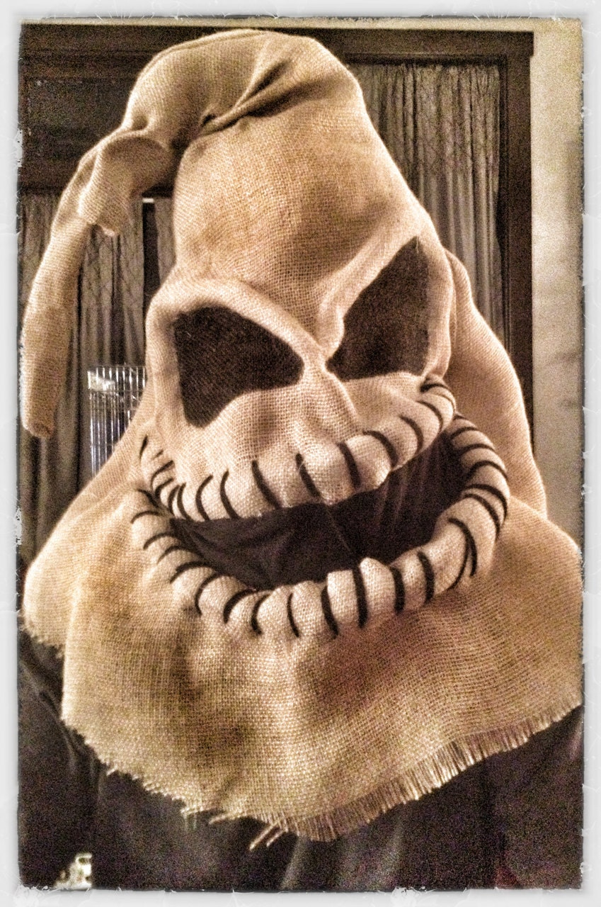 Oogie Boogie A Nightmare Before Christmas Costume One Size