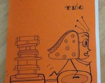 Bookstore Thief 2 ZIne
