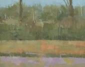 Island Twins, Original Impressionist Landscape Seascape Painting
