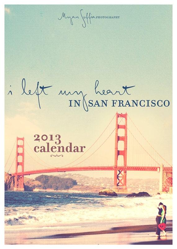 Art Calendar San Francisco : San francisco calendar fine art photography california