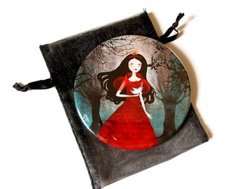 Enchanted Forest - Pocket Mirror