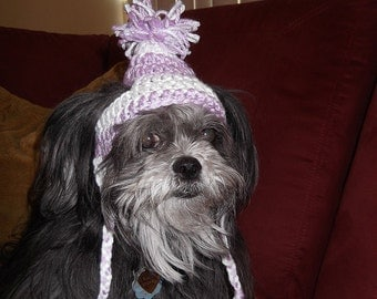 SWISS ALPS SKI hat - Humorous pet hat - Choose color - 2 to 20 lb pets