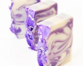 Daydream Shea Butter Soap - Lavender Mint Handcrafted Cold Process Soap
