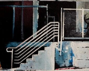 New Wineskins pt.1 - Fine Art Print - FREE SHIPPING