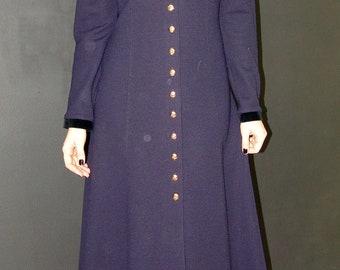 Vntage Navy DRESS, Liz Claiborne Dresses, 1990s