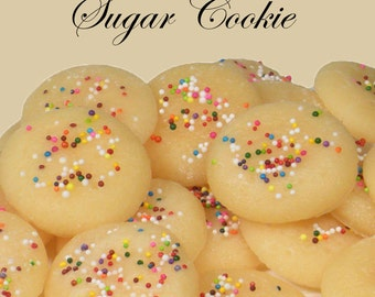 SUGAR COOKIE Wax Melts, Wax Tarts, Scented Embeds